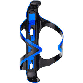 Supacaz Fly Cage Carbon Bottle Holder neon blue